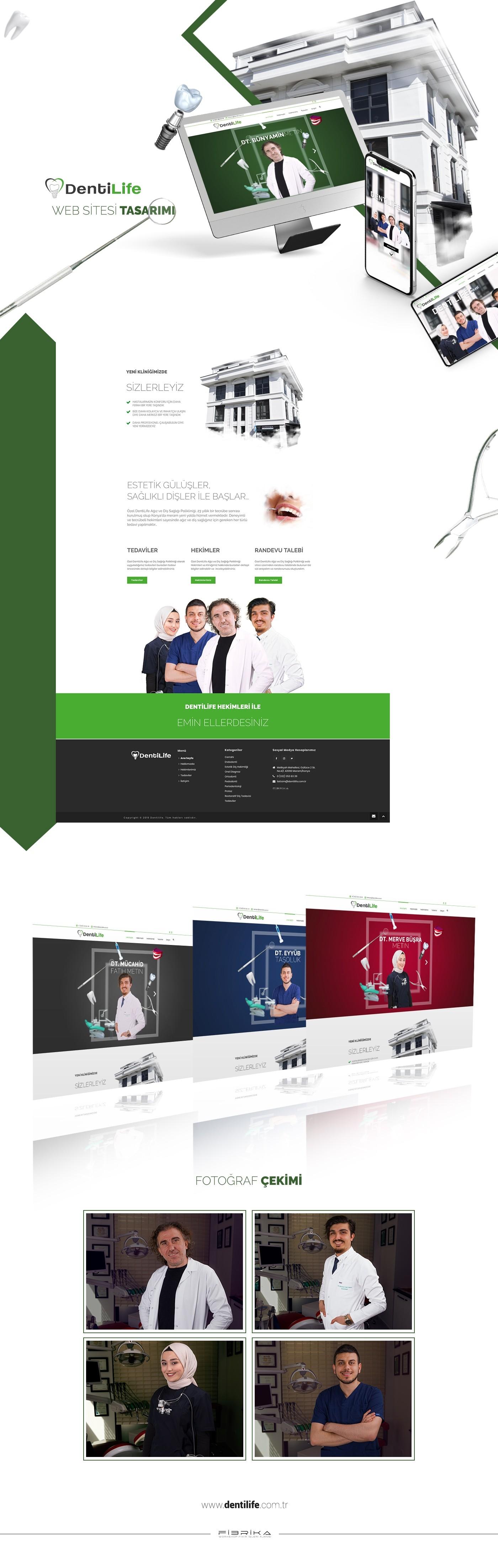 responsive web sitesi tasarımı