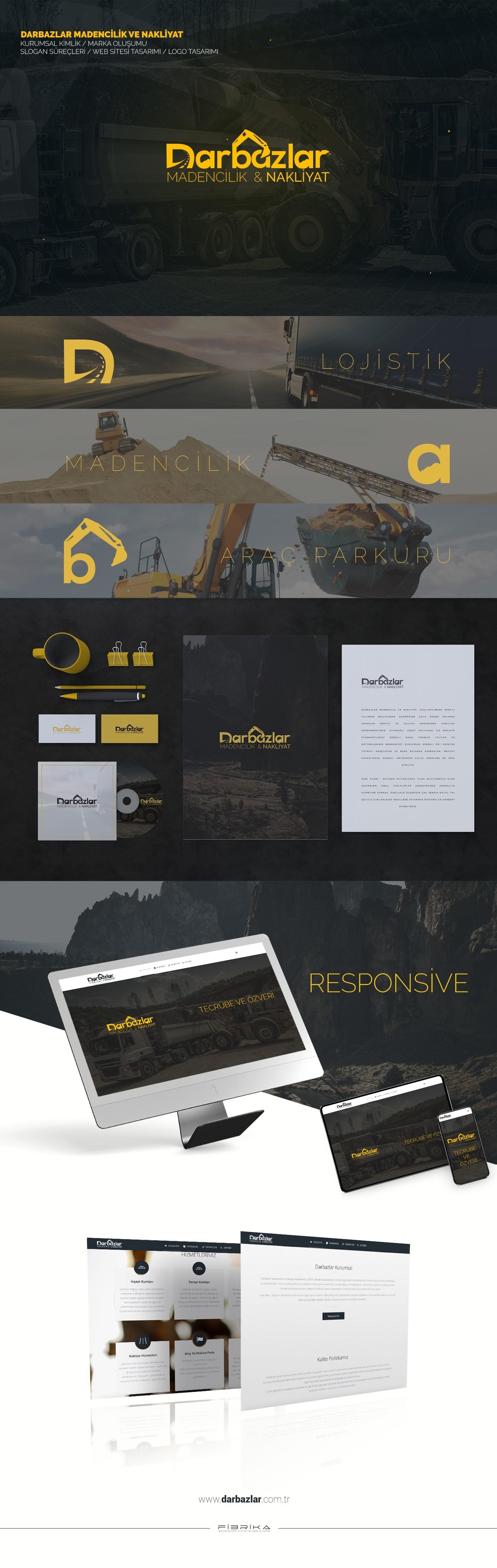 Web sitesi ve marka oluşumu